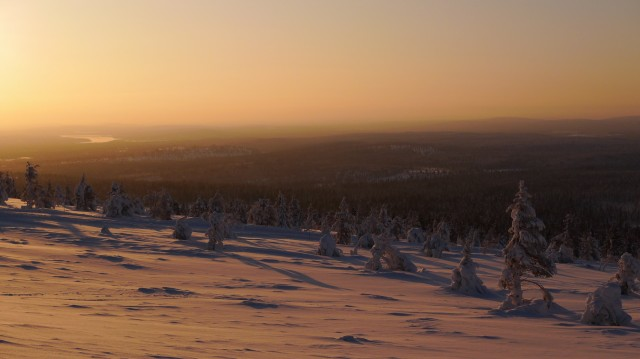Ylläs (Lapland, Finland) from Tania Ho CC BY-NC-ND http://www.flickr.com/photos/taniaho/4409741458/